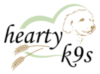 Hearty K9s logo